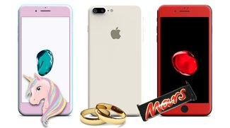 Neue Farben fürs iPhone 7: Diese 10 Special Editions fehlen uns noch