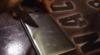 Messerattacke: So kratzfest ist das LG G6