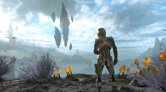 Mass Effect Andromeda: So viel besser sieht es nach Patch 1.05 aus