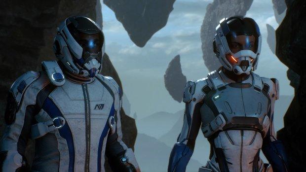 Mass Effect - Andromeda: Baupläne für die besten Rüstungen und die N7-Panzerung