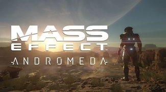 Mass Effect - Andromeda im Test: Ein unfertiges Sci-Fi-Abenteuer