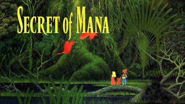 Secret of Mana: Collection mit drei Mana-Spielen angekündigt
