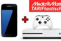 TARIFtastisch: Samsung Galaxy S7 + Xbox One S + Allnet-Flat & 1 GB im Vodafone-Netz für 641 €