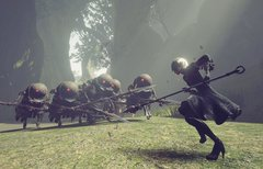 NieR - Automata: Fan-Patch...