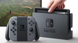 Nintendo Switch: Dank Sicherheitslücke bereits gehackt