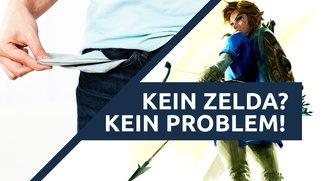 Zehn Alternativen für alle, die kein Zelda Breath of the Wild spielen können