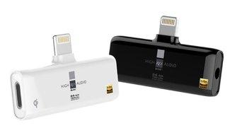 """DAC für das iPhone 7: """"Res"""" will Hi-Res-Audio und Ladefunktion vereinen"""