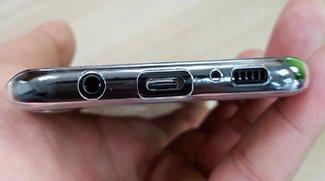 Samsung Galaxy S8 von jeder Seite: Alle Anschlüsse und Tasten des Flaggschiffs