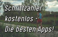 Schrittzähler kostenlos: Apps...