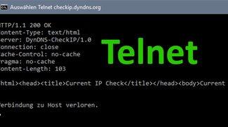 Windows 10 & 7: Telnet aktivieren, Port & Befehle – so geht's