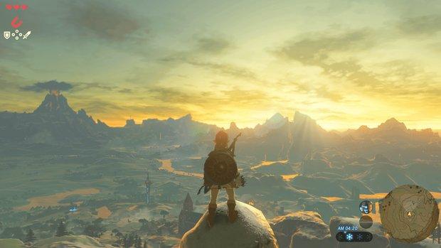 Zelda - Breath of the Wild: Speedrunner schaffen es in weniger als einer Stunde