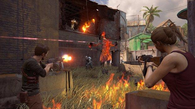 """Uncharted 4: Update bringt neuen Modus, """"The Last of Us""""-Skins & mehr"""