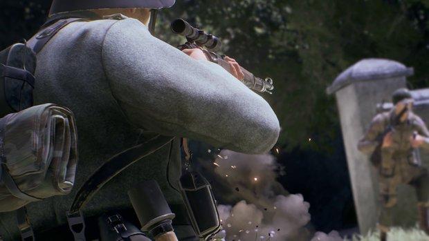 Batallion 1944: Nostalgie-Shooter bekommt Publisher