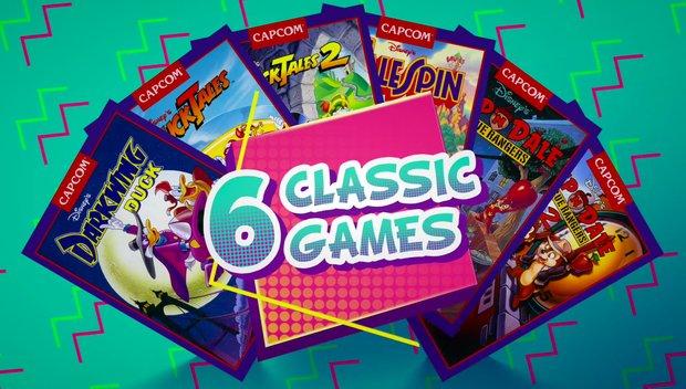 The Disney Afternoon Collection: Neuauflage von 6 NES-Klassikern angekündigt