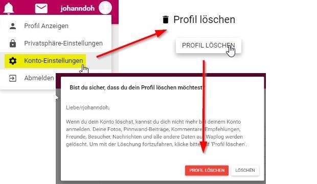 waplog-konto-loeschen-webseite