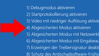 Windows 10: Abgesicherter Modus starten & beenden – so geht's