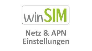 winSIM: Welches Netz und APN-Einstellungen?