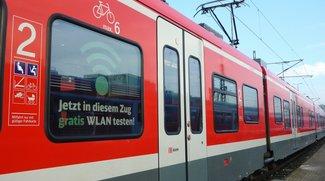 Kostenloses WLAN im Regionalverkehr: Bahn startet erste Tests