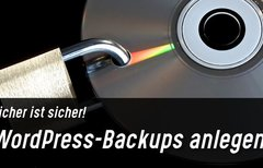 WordPress-Backup anlegen –...