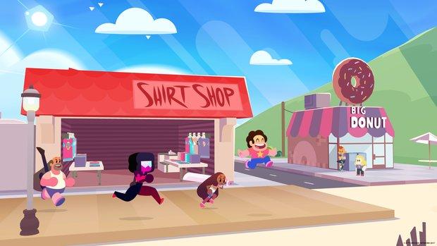 Steven Universe: Konsolen-Debüt in diesem Sommer