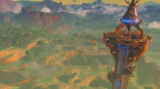 Zelda - Breath of the Wild: Patch verbessert Performance