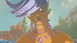 Zelda - Breath of the Wild: Feen finden und Rüstung verbessern