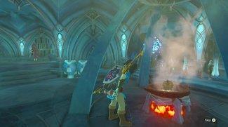Zelda - Breath of the Wild: beste Heilung mit Maxi-Durians farmen
