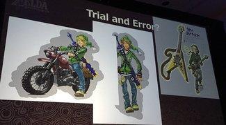 The Legend of Zelda - Breath of the Wild: Link als Emo?