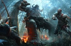 God of War: Geschichte in...