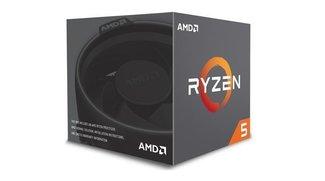 AMD Ryzen 5 1600: Mehr Leistung als der Core i7-7700K von Intel