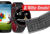 Amazon Blitzangebote: Faltbare Bluetooth-Tastatur, Galaxy S4, Asus Zenbook u.v.m. stark reduziert