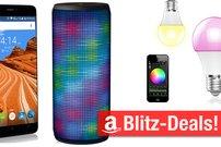 Blitzangebote und Prime Deals:<b> Bis zu 50 % Rabatt auf Amazon Pantry, Smart Home Beleuchtung u.v.m.</b></b>