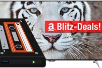 Amazon Blitzangebote:<b> Netgear Arlo Smart Home Sicherheitssystem, externe Festplatten u.v.m. stark reduziert</b></b>