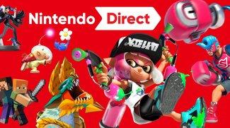 Nintendo Switch: Alle wichtigen Ankündigungen & Infos der Nintendo Direct