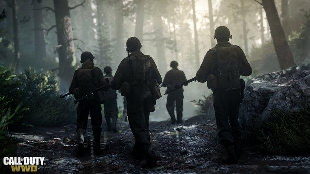 Call of Duty - WW2: Website versteckt Geheimnisse