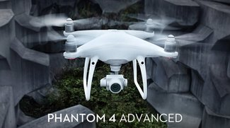 DJI Phantom 4 Advanced: Günstigere Version der Phantom 4 Pro