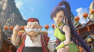 Dragon Quest XI: Release-Termin und neue Gameplay-Videos auf der PS4