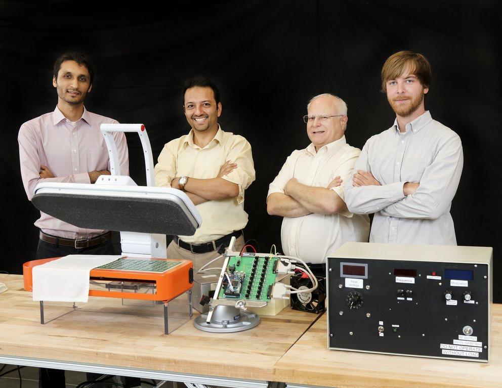 Dieser Ultraschall-Wäschetrockner soll Milliarden Euro einsparen