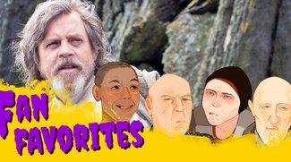 Film-Podcast: Star Wars 8 und die Rückkehr von Better Call Saul  - Fan Favorites 6.3