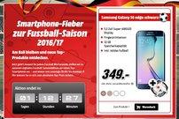 Media Markt Smartphone-Fieber: Samsung Galaxy S6 edge zum Bestpreis