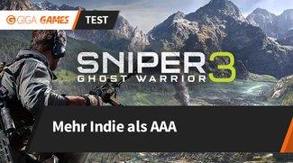 Sniper - Ghost Warrior 3 im Test: When Open World goes wrong