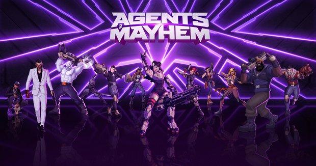 Agents of Mayhem in der Vorschau: Saints Row trifft auf Crackdown