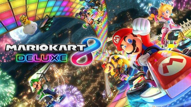 Mario Kart 8 Deluxe: Die Wertungen des Fun-Racers in der Übersicht