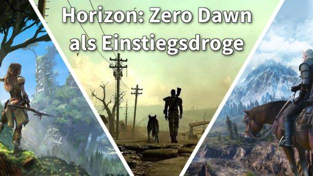 Darum bin ich dank Horizon - Zero Dawn süchtig nach Open-World-Games [Kommentar]