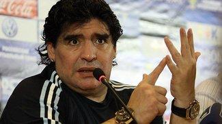 PES 2017: Konami äußert sich zur möglichen Klage von Diego Maradona