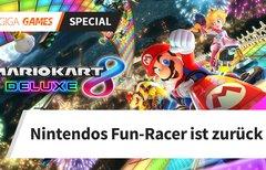 Mario Kart 8 Deluxe: Darum ist...