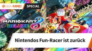 Mario Kart 8 Deluxe: Darum ist Nintendo Switch die beste Konsole für Mario Kart