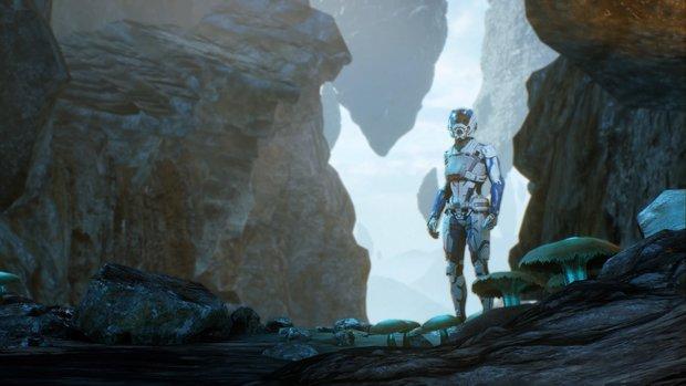 Mass Effect Andromeda: Wäre fast wie No Man's Sky geworden