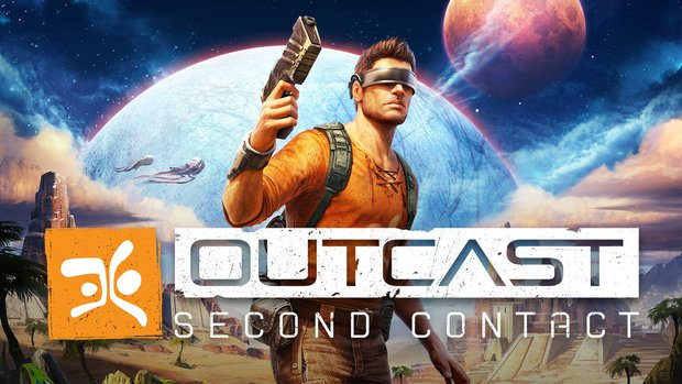 Outcast - Second Contact: Erster Trailer zur Kult-Neuauflage