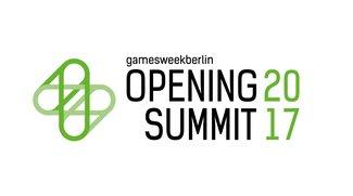 #gamesweekberlin: Livestream zum Opening Summit